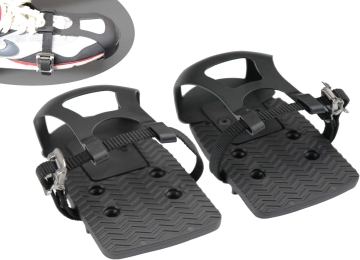 Adjustable Pedal Adapter Pedals
