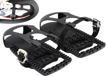 Adjustable Pedal Adapter Plastic Pedals