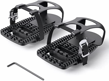 Miden Toe Cages for peloton